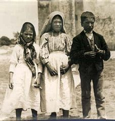 Fatima Children After Vision of Hell